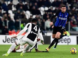 Juve-Inter al cinema? Dalla prossima stagione sarà possibile. Afp