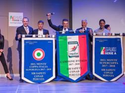 Il giusto tributo al super Perugia dell scorso campionato