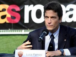 Il costruttore Luca Parnasi. Ansa