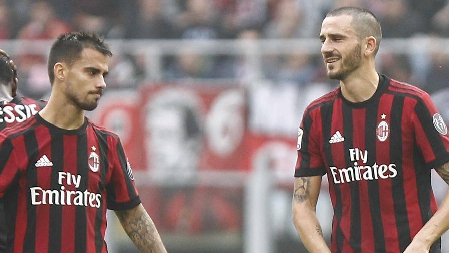 """Milan, da Bonucci a Suso """"Ci siamo ripresi l'Europa"""""""