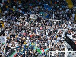 I tifosi dell'Udinese