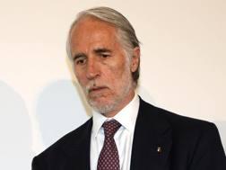 Giovanni Malagò, 59 anni, è presidente del Coni dal febbraio 2013. Ansa