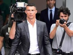 Cristiano Ronaldo, 33 anni, 5 volte Pallone d'oro. Afp