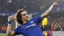 David Luiz. AP