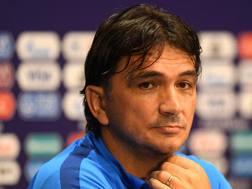 Zlatko Dalic. Getty Images