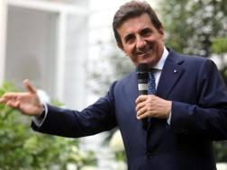 Il presidente del Torino, Urbano Cairo. Ansa
