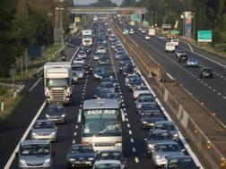 Traffico in aumento sulle autostrade italiane. Ansa