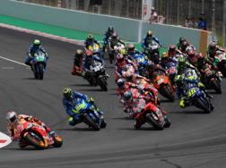 La MotoGP ancora su Sky fino al 2021. Afp