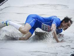 Fabrizio Donato, 41 anni, bronzo olimpico a Londra 2012 nel salto triplo, 23 volte campione italiano di specialità GETTY