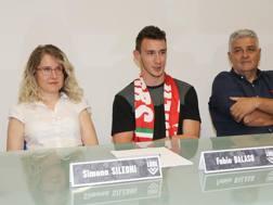 La presentazione di Fabio Balaso