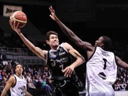 Davide Pascolo, 27 anni, torna Trento dopo aver giocato le ultime due stagioni con Milano CIAMILLO