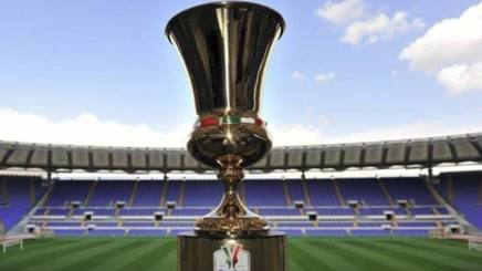 Il trofeo Coppa Italia