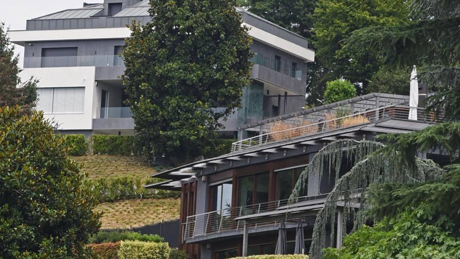 Juve ronaldo doppia villa con palestra piscina - Palestre con piscina torino ...