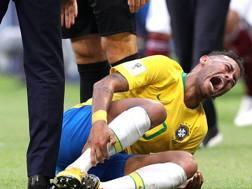 Neymar, attaccante del Paris Saint-Germain e della nazionale brasiliana. Getty