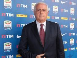 Roberto Fabbricini, commissario della Figc. Getty Images