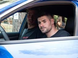 Filippo Lanza e Matteo Piano (sinistra)