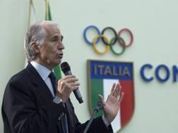 Giovanni Malagò, 59 anni ANSA