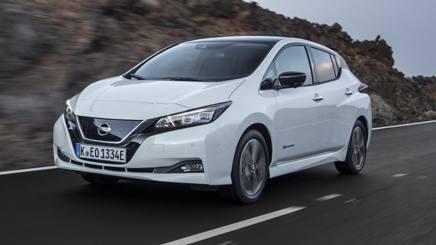 La nuova generazione dell'elettrica Nissan Leaf