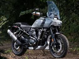 L'Harley Davidson Pan America 1250