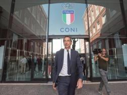 Il sindaco di Milano Giuseppe Sala IMAGOECONOMICA