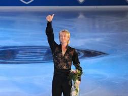 Evgeni Plushenko, 35 anni, stella mondiale del pattinaggio
