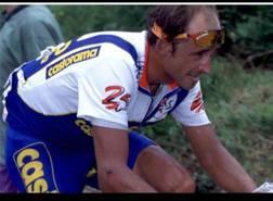 Armand De las Cuevas in azione negli anni 90