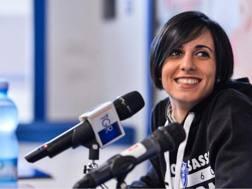 Viola Frongia, 28 anni, neo general manager dell'Academy Cagliari