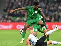 L'esterno nigeriano Ola Aina, 21 anni. Afp