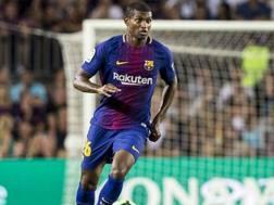 Marlon, Barcellona. AP