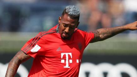 Jerome Boateng.Afp