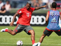 Jerome Boateng. Afp