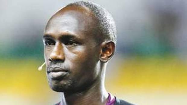 Il ghanese Aden Range Marwa, 41 anni, doveva partecipare a Russia 2018.