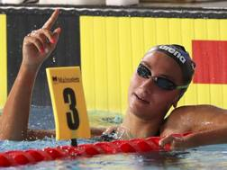 Simona Quadarella, 19 anni AP