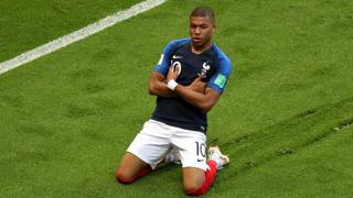 Kylian Mbappé, attaccante della Nazionale francese. Getty