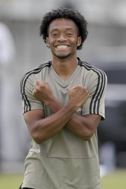 Juan Cuadrado, 30 anni. Getty