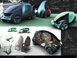 Un progetto legato al design dell'auto