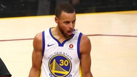 Steph Curry, 30 anni, in Nba dal 2009.