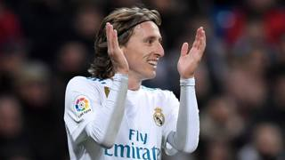 Luka Modric, 32 anni. Afp
