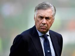 Carlo Ancelotti. Getty Images
