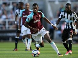 Edimilson Fernandes. Getty Images