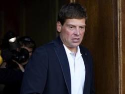 Jan Ullrich, 44 anni. Epa