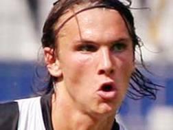 Albin Ekdal, centrocampista della Sampdoria. LaPresse