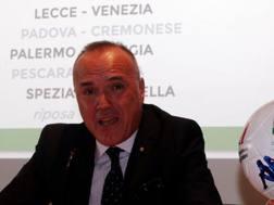 Mauro Balata, presidente della Lega di B. LaPresse