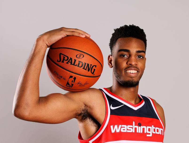 Troy Brown Jr, novità di Washington e chiamata numero 15
