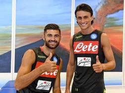Sebastiano Luperto e Roberto Inglese, destini incrociati. ANSA
