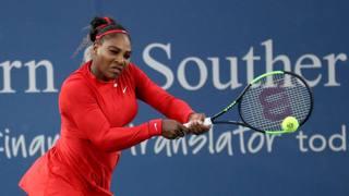 Serena Williams, 36 anni, numero 23 del mondo AFP
