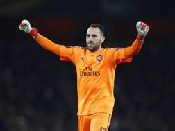 David Ospina, 29 anni. GETTY