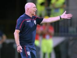 Rolando Maran, allenatore del Cagliari. Getty