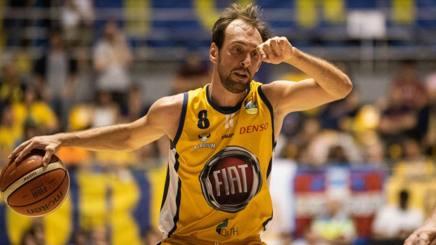 Peppe Poeta, 32 anni, capitano di Torino e uno dei due superstiti della scorsa stagione. LaPresse
