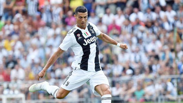 Cristiano Ronaldo, 33 anni. ANSA